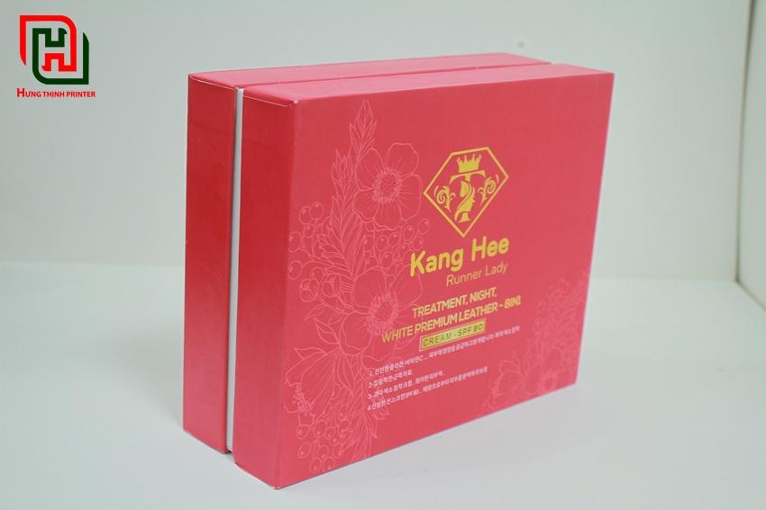Hộp đựng mỹ phẩm Kang Hee