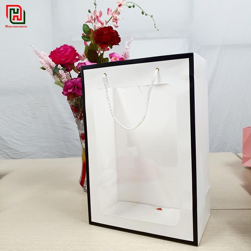 In túi giấy đẹp giá rẻ